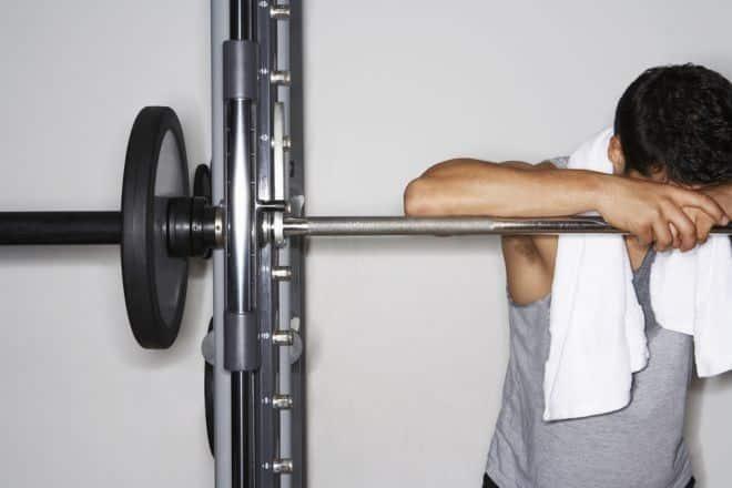 10 errores en el gimnasio