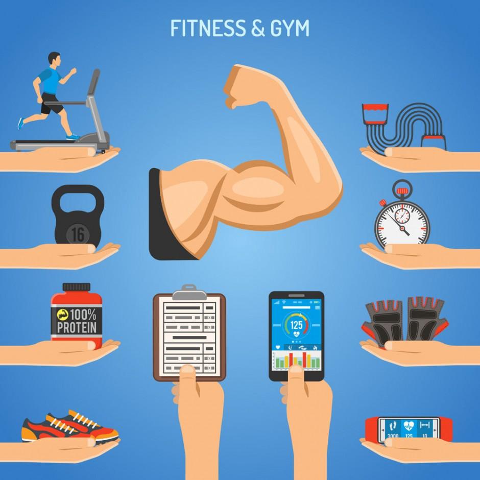 Las proteínas y los deportistas.