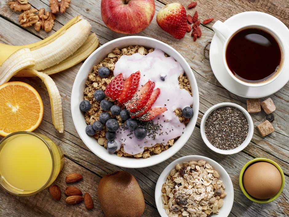 Desayunos completamente