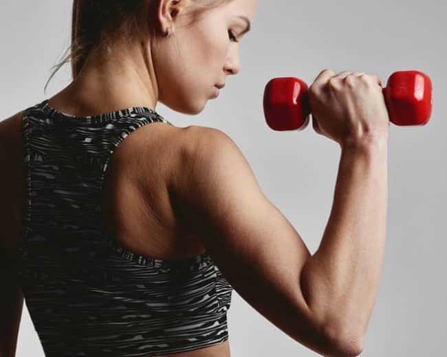 Levanta peso y aumenta tu fuerza