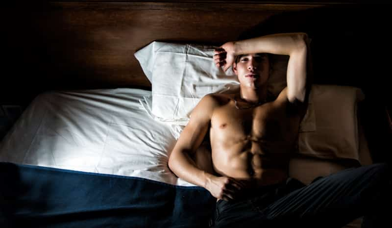 Sueño reparador para despertar tus músculos