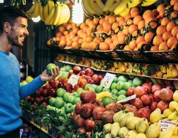 FRUTAS Y VERDURAS: MISMOS BENEFICIOS EN MENOS DOSIS