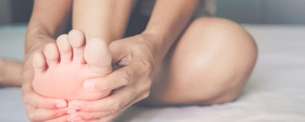 ¿Tienes calambres en los pies?¿Sabes cómo evitarlos?